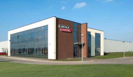 Największe centrum produkcyjne urządzeń i materiałów spawalniczych w Polsce