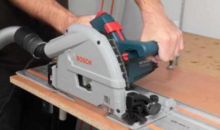 Pilarka zagłębiarka Bosch GKT 55 GCE Professional