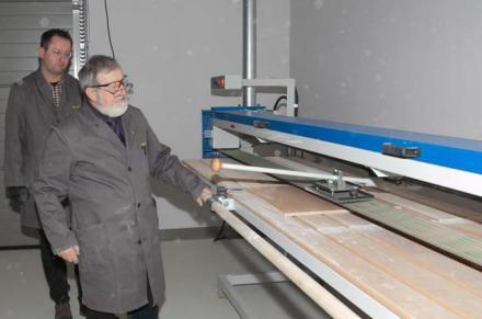 Prawidłowy dobór narzędzia ściernego do obróbki drewna