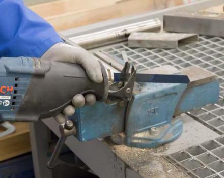 Test brzeszczotu Bosch Endurance for Stainless Steel