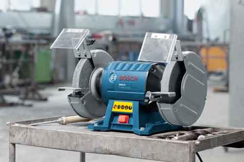Szlifierki Stołowe Bosch Gbg 6 I 8 Professional