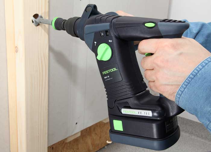 test m otowiertarki festool bhc 18 portal narzedzi pl. Black Bedroom Furniture Sets. Home Design Ideas